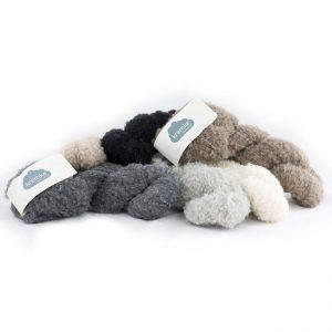 Kremke Soul Wool - Alpaca Boucle