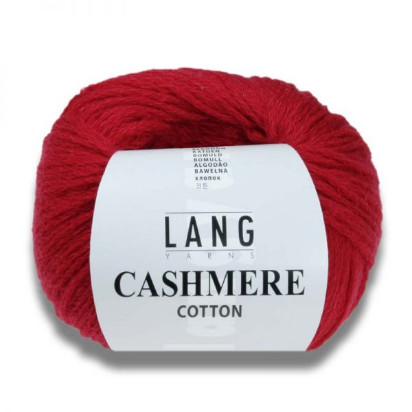 Lang Yarns - Cashmere Cotton
