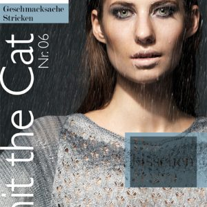 Schoppel Magazin Cover - Knit The Cat 06