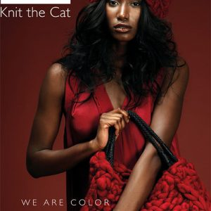 Schoppel Magazin Cover - Knit The Cat 08