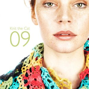 Schoppel Magazin Cover - Knit The Cat 09