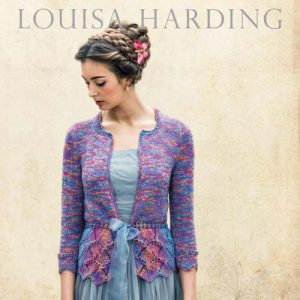 Louisa Harding - Strickpaket Jacke Chrysalis