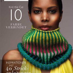 Schoppel - Magazin Knit The Cat 10