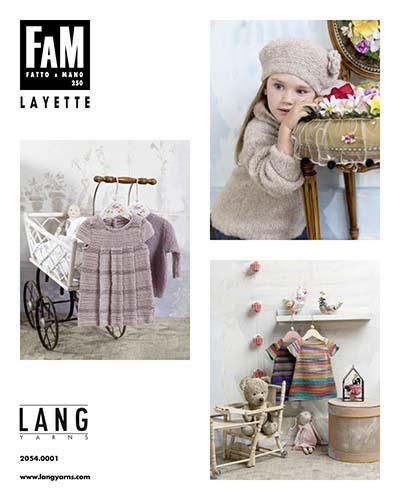 Lang Yarns Magazin - FAM 250 Layette