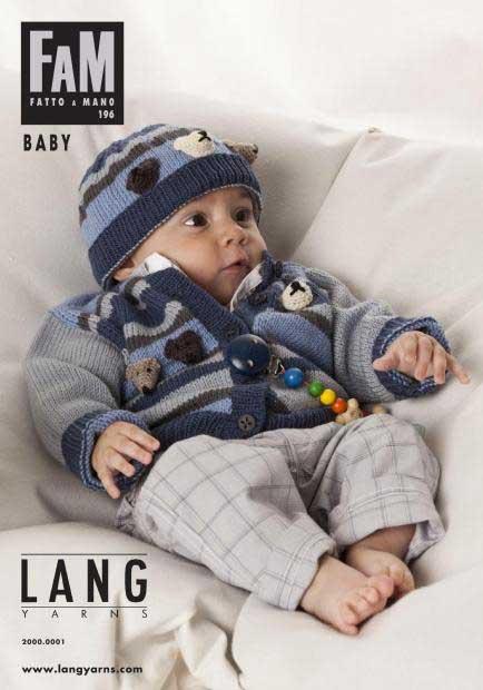 Lang Yarns Magazin - FAM 196