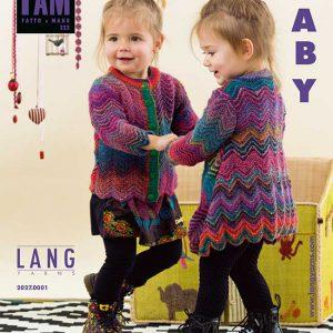 Lang Yarns Magazin - FAM 223 Baby