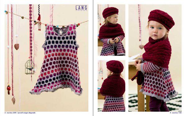 Lang Yarns Magazin - FAM 223 Baby - Leseprobe 2