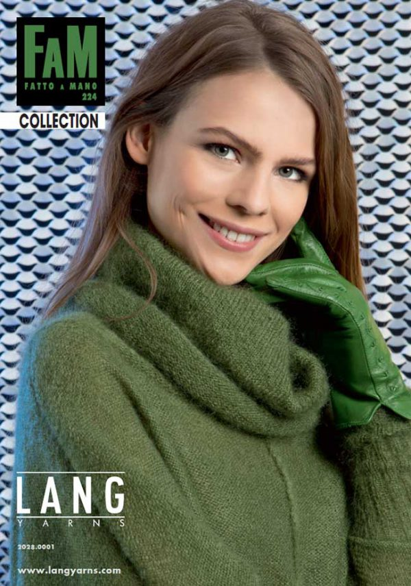 Lang Yarns Magazin - FAM 224 Collection