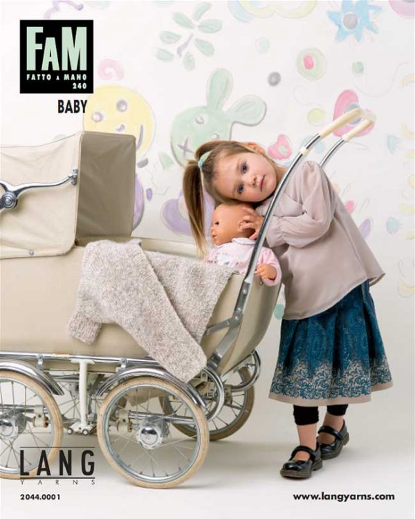 Lang Yarns Magazin - FAM 240 Baby