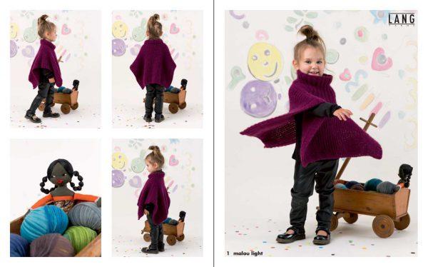 Lang Yarns Magazin - FAM 240 Baby - Leseprobe 1