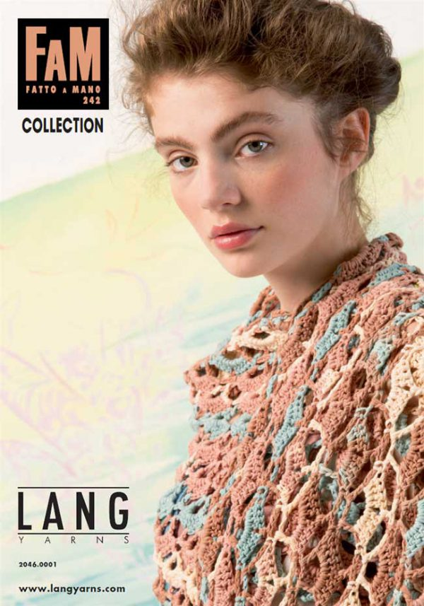 Lang Yarns Magazin - FAM 242 Collection