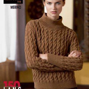 Lang Yarns Magazin - FAM 248 Merino