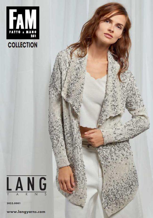 Lang Yarns Magazin - FAM 251 Collection