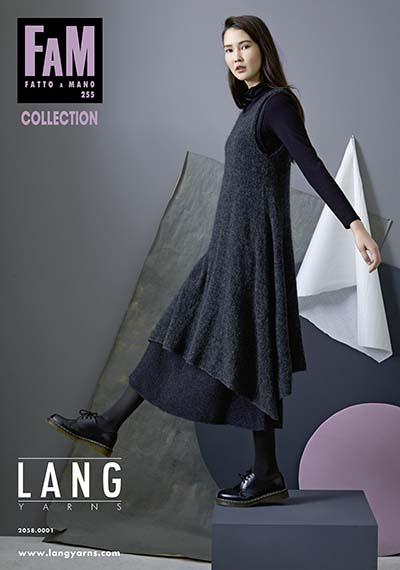 Lang Yarns Magazin - FAM 255 Collection