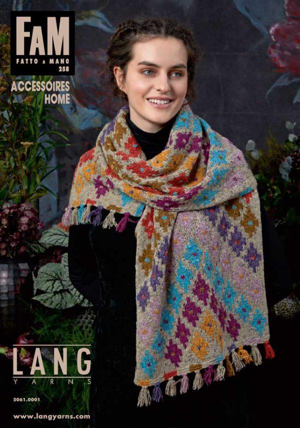 Lang Yarns Magazin - FAM 258 Accessoires