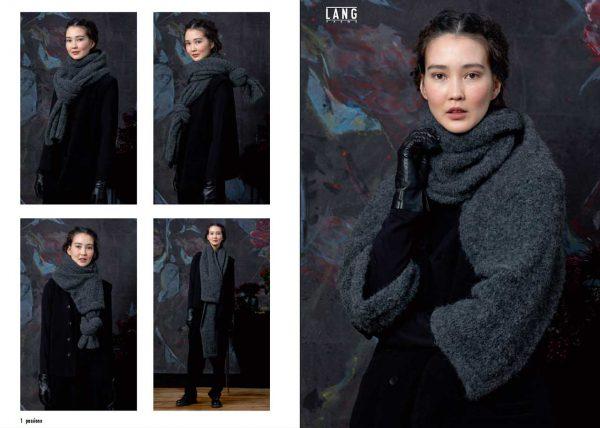 Lang Yarns Magazin - FAM 258 Accessoires - Leseprobe 1
