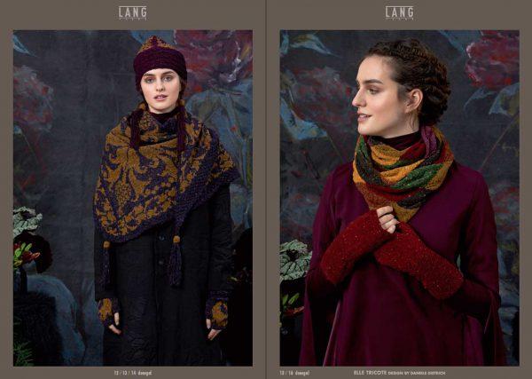 Lang Yarns Magazin - FAM 258 Accessoires - Leseprobe 2