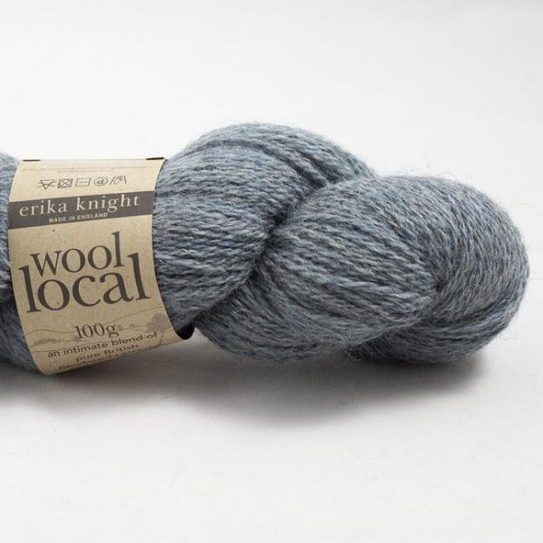 Erika Knight - Wool Local - 801 Bennett Pale Blue
