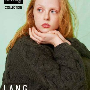 Lang Yarns Magazin - FAM 261 Collection