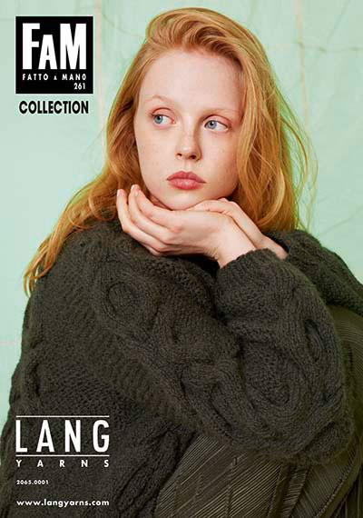 Lang Yarns Magazin - FAM 261 Collection