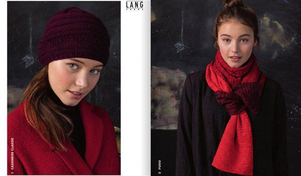 Lang Yarns Magazin - Punto 13 Accessoires - Leseprobe 1