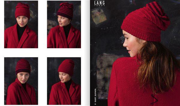 Lang Yarns Magazin - Punto 13 Accessoires - Leseprobe 2