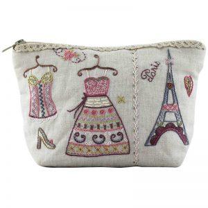 Stickpaket - Un chat dans l'aiguille - 925 Tasche Paris