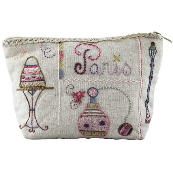 Stickpaket - Un chat dans l'aiguille - 925 Tasche Paris - Stickmuster