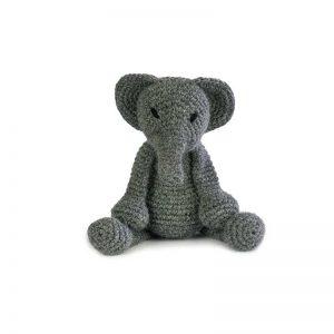 TOFT Häkelkit - Bridget die Elefantendame