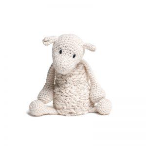 TOFT Häkelkit - Simon das Schaf