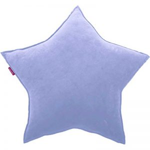 Farbenfreunde - Kissenhülle Stern - 237 California Blue