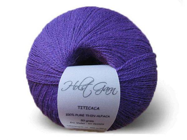 Holst Garn - Titicaca - 45 Violet