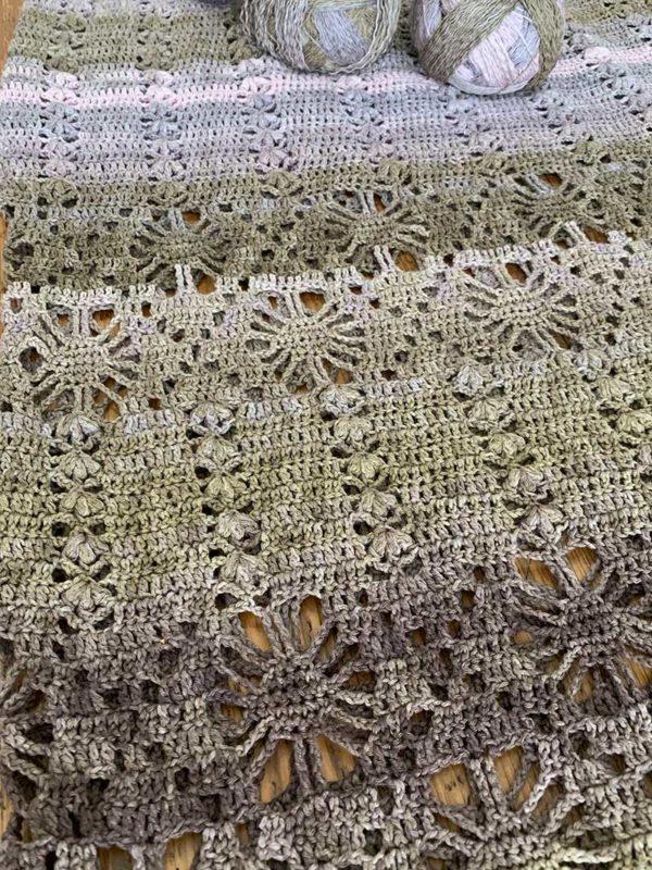 Zauberball Cotton - Beispiel